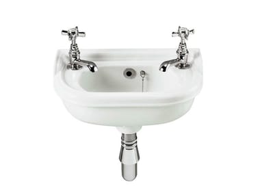 Wall-mounted ceramic handrinse basin VICTORIAN | Wall-mounted handrinse basin