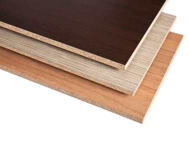 Wooden wall tiles MELAMINE
