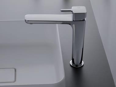 Countertop single handle 1 hole washbasin mixer KING | Washbasin mixer