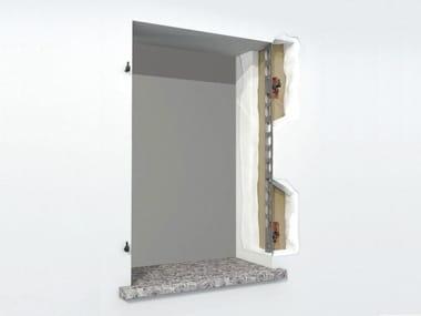 Anchorage system for shutters AMIKO® RISTRUTTURAZIONE