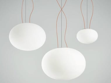 LED metal pendant lamp GILBERT | Pendant lamp