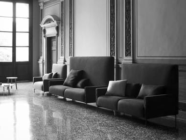 High-back sofa HIGHLIFE | Sofa