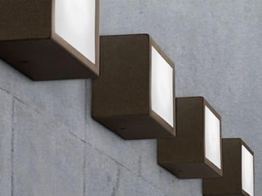 LED aluminium outdoor wall lamp FOUR   Outdoor wall Lamp