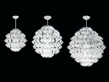 Metal pendant lamp AGAVE | Pendant lamp