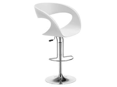 Swivel Baydur® chair RAFF | Stool