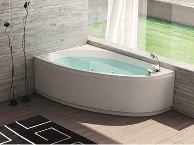 Vasca Da Bagno Semi Angolare : Hydromassage tubs spas & wellness archiproducts