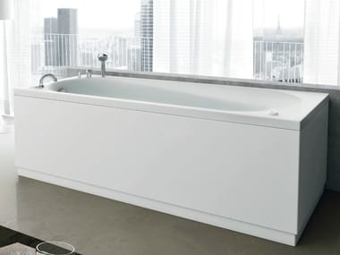 NOVA   Whirlpool Rectangular Bathtub