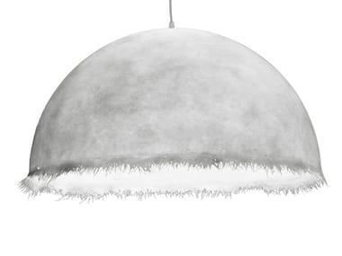 Fiberglass pendant lamp PLANCTON | Pendant lamp