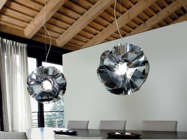 Aluminium pendant lamp FLORAL | Pendant lamp