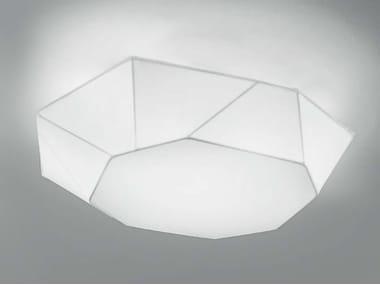 Fabric ceiling light VIKI | Ceiling light