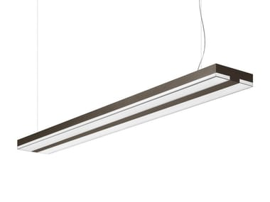 Direct-indirect light pendant lamp CHOCOLATE | Pendant lamp