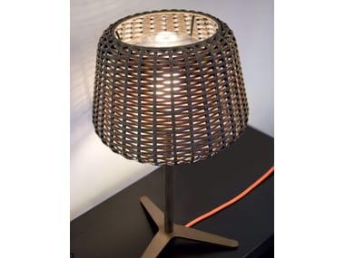 Rattan table lamp RALPH | Table lamp