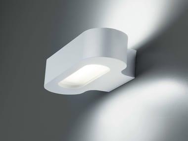 Direct-indirect light wall lamp TALO | Wall lamp