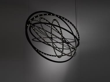LED aluminium pendant lamp COPERNICO | Pendant lamp