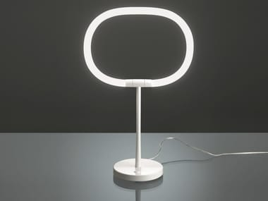 LED adjustable table lamp HALO