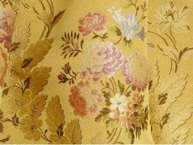 Silk fabric with floral pattern TASSINARI & CHATEL - POMPADOUR