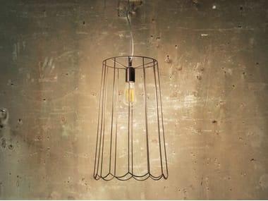 Iron pendant lamp LUCILLA | Pendant lamp