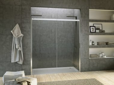 Niche crystal shower cabin ACQUA R 5000