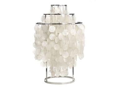 Design mother of pearl table lamp FUN 1TM