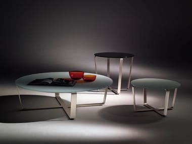 Round coffee table SUSHI | Round coffee table