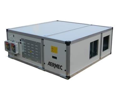 Unidade de recuperação de calor URHE CF