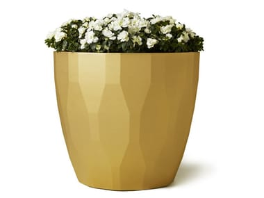 Aluminium Flower pot ARABESQUE