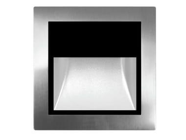 Segnapasso a LED in acciaio inox ALZIR CC NT