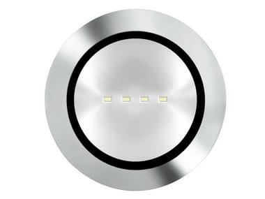 Segnapasso a LED in acciaio inox ALZIR RS NT