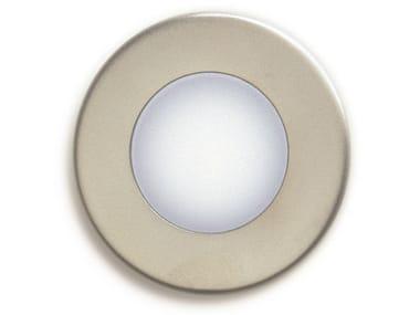 Segnapasso a LED in acciaio inox AQUA | Segnapasso a LED