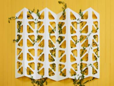 Steel vertical gardening trellis TRELLIS