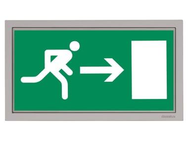 Emergency light / sign LISU | Illuminated sign