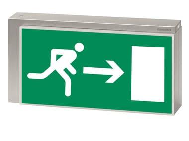 Emergency light / sign LISU | Sign