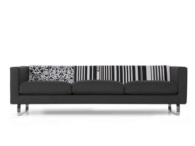 5 seater acrylic sofa BOUTIQUE BLANKET JANUARY