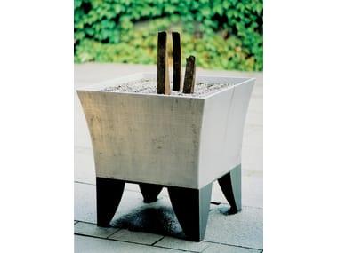 Aluminium Flower pot ZEN