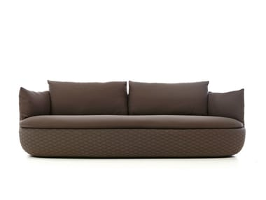 Dacron® sofa with removable cover BART SOFA