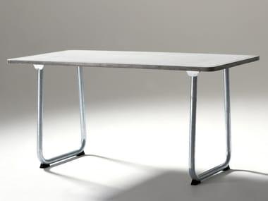 Concrete Table for public areas GOAL