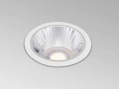 Faretto a LED rotondo in alluminio ROUND