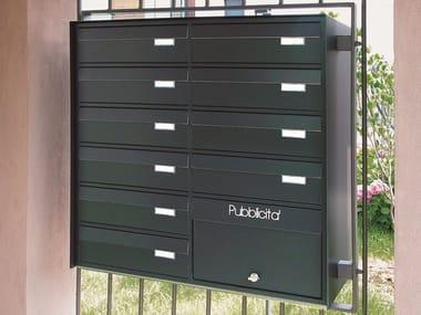 Outdoor mailbox DF | Mailbox