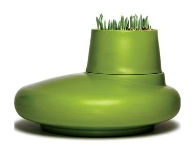 Polyethylene Flower pot LAND HO!