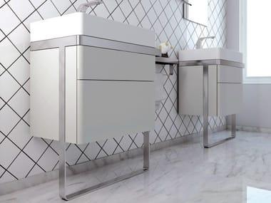 Mueble bajo lavabo con cajones STRUCTURE | Mueble bajo lavabo
