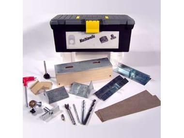 Kit montaggio MAC 001 e MAC 002