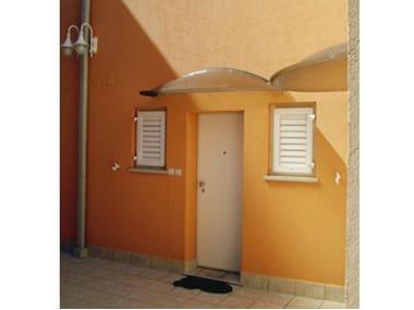 Door canopy ELEGANCE