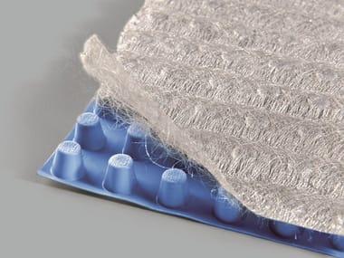 Rotolo di membrana/guaina con tessuto permeabile PRODRAIN 10