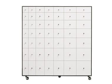 Lacquered chest of drawers PROGETTI COMPIUTI PC 12