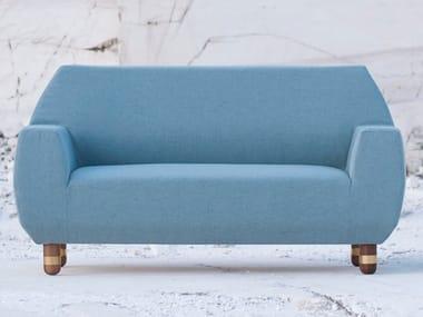 Fabric small sofa PROTOTHEA   Small sofa