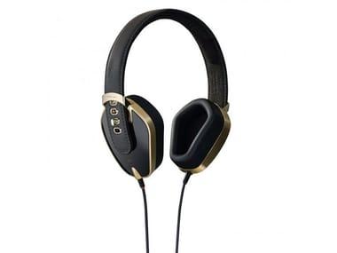Aluminium Headphones PRYMA 01 CLASSIC HEAVY GOLD