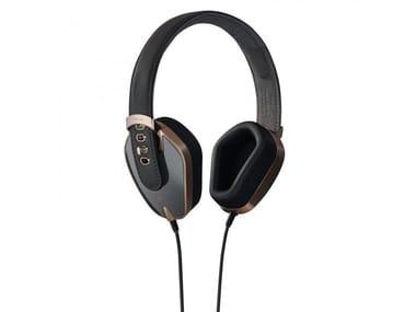 Aluminium Headphones PRYMA 01 SPECIAL ROSE GOLD & DARK GREY