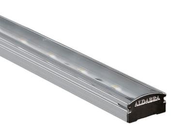 Aluminium linear lighting profile PS01 | Linear lighting profile