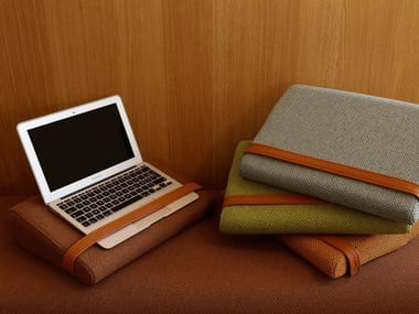 Fabric Laptop cushion recycled PILLOW