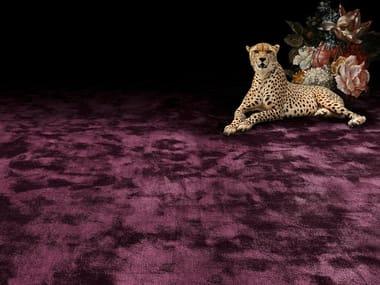 Solid-color silk carpeting PURE SILK